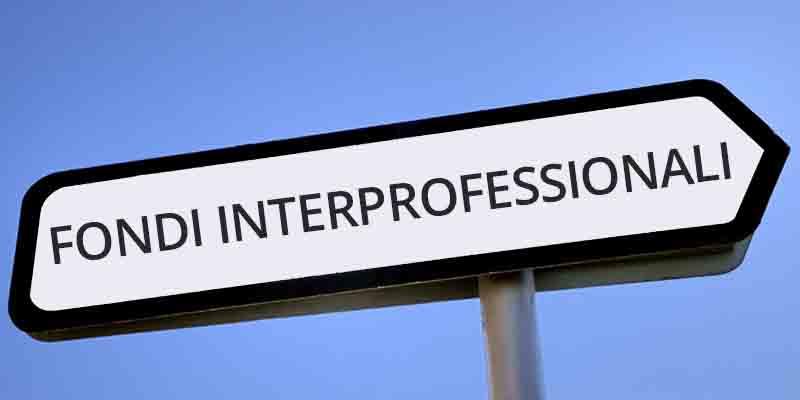 Indicazioni per fondi interprofessionali