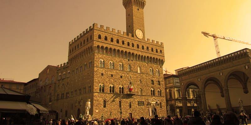 Wired Next Fest Palazzo Vecchio Firenze