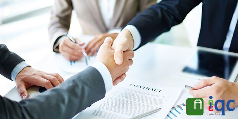 Accordo di collaborazione tra IQC e Federformazione