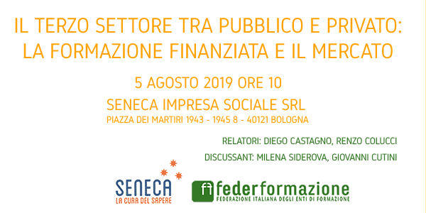 Workshop Federformazione Seneca Bologna